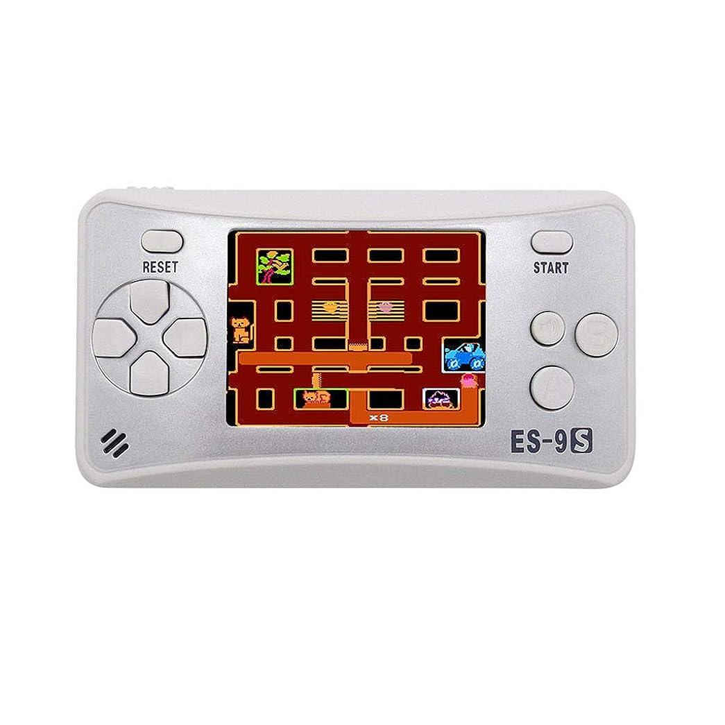 略語消化器本物携帯ゲーム機 2.5インチ アーケードゲーム ハンドヘルド ビデオ ゲーム コンソール 内蔵168クラシックゲーム ゲームプレーヤー サポートTVプレイhuajuan