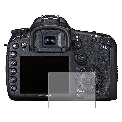 Vaxson TPU Pellicola Privacy, compatibile con Canon Digital SLR Camera EOS 7D Mark II 2, Screen Protector Film Filtro Privacy [ Non Vetro Temperato ]