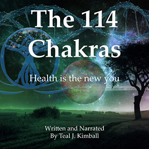 The 114 Chakras audiobook cover art