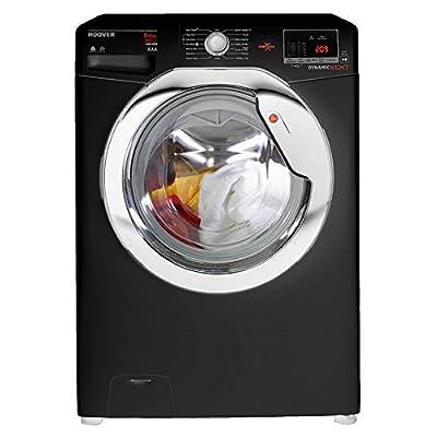 Hoover WDXOC485CB 8KG 5KG 1400 Spin Washer Dryer - Black.