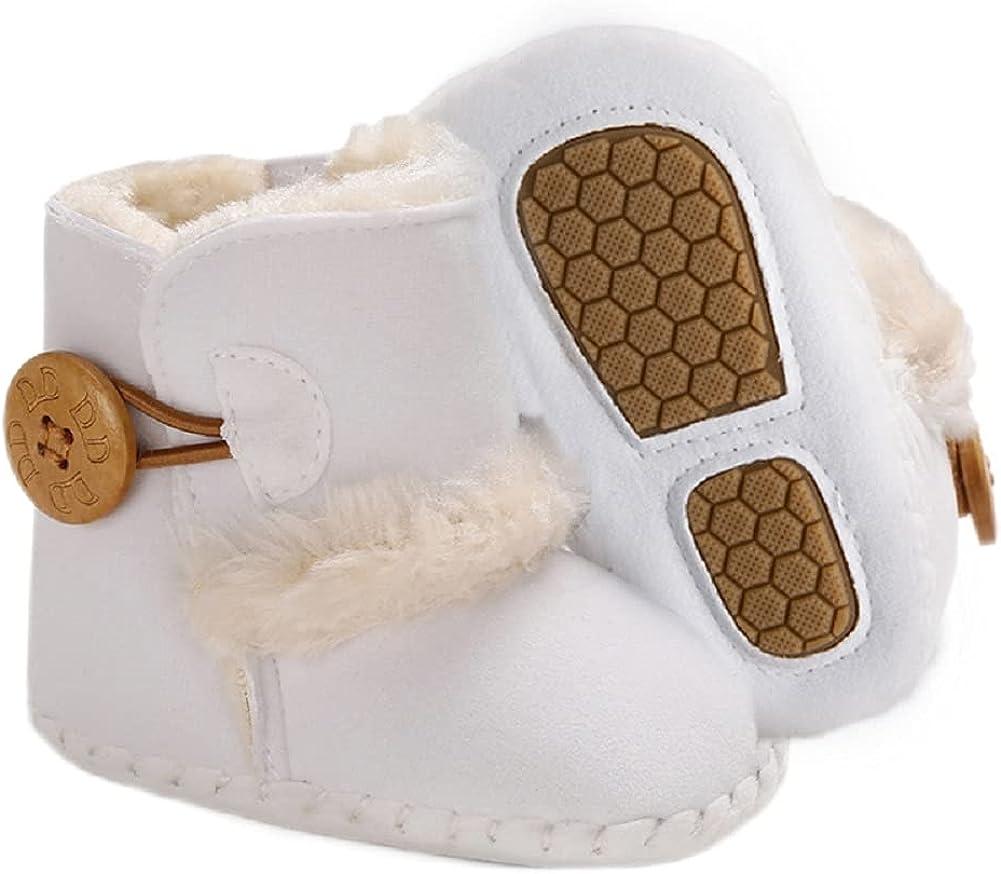 Jonbaem Indianapolis Mall Newborn Baby Boys Girls Infant Boots Snow Regular dealer Winter Toddler