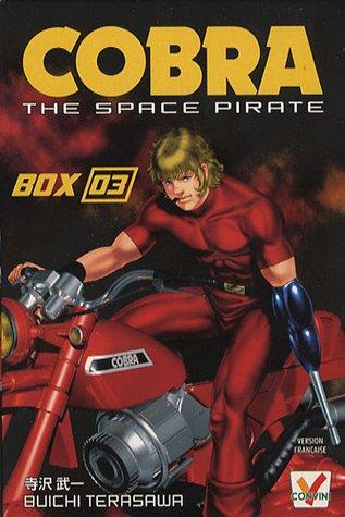 Cobra The Space Pirate : Box 3 Vol 11 à 15