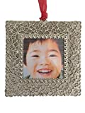 ZIPPYAR Gifts Video Recordable Christmas Ornaments. Personalize This Square Laced Ornament with Picture and Video. Green Technology. No Battery Required. Requires ZIPPYAR Free App Key Words
