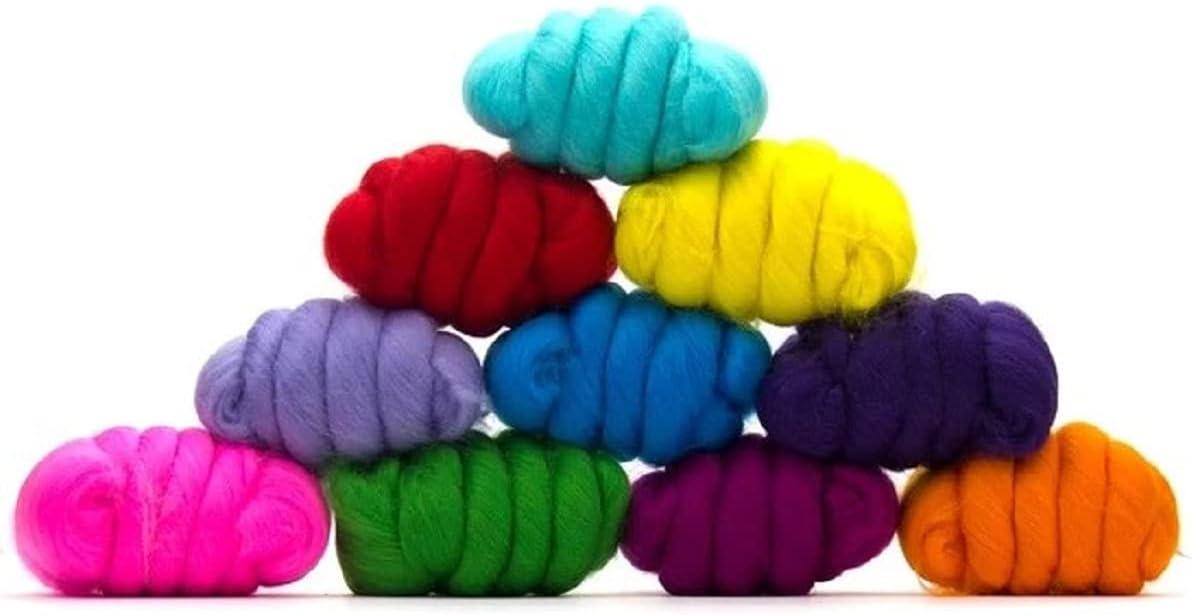 Revolution Fibers Mixed Merino Super intense SALE Wool Perfect Pack Variety Woo Kansas City Mall