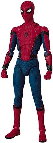 caliente BLWX XCL Regalo de decoración de de de muñeca Ajustable de PVC Modelo Marvel Spider-Man (Kit)  mejor moda