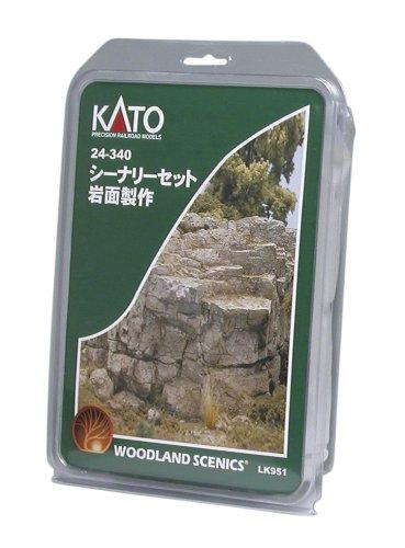 KATO シーナリーセット 岩面製作 LK951 24-340 ジオラマ用品