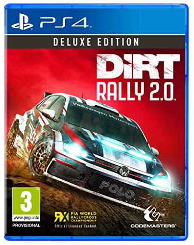 DiRT Rally 2.0 Deluxe Edition - PlayStation 4...