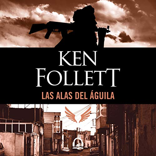 Las alas del águila [On Wings of Eagles]  By  cover art