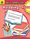 Daily Warm-Ups: Reading, Grade 1 from Teacher Created Resources