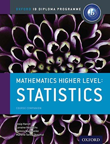 IB Mathematics Higher level: Statistics (Ib Diploma Program) (English Edition)