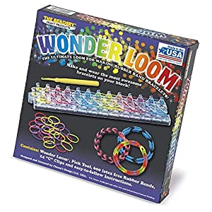 Ultimate Loom for Making Rubber Band Bracelets (New Version)