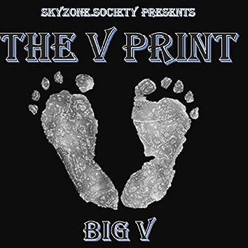 The V Print
