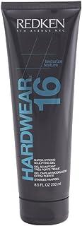 Redken Hardwear 16 Super Strong Gel for Unisex - 8.5 oz