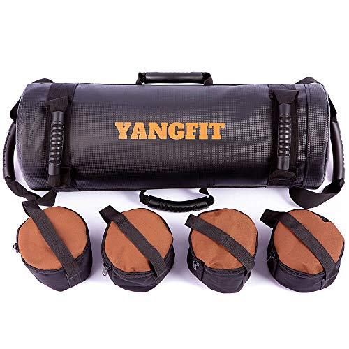 Power Bag 20kg Ajustável Bolsa de Treino Funcional Yangfit