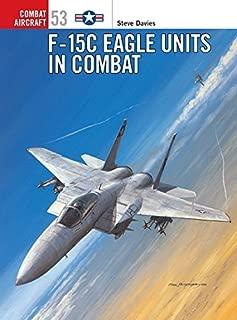 F-15C Eagle Units in Combat