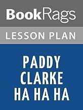 Lesson Plans Paddy Clarke Ha Ha Ha