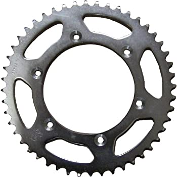 JT Sprockets JTSK1121 530X1R Chain and 18-Tooth//46-Tooth Sprocket Kit