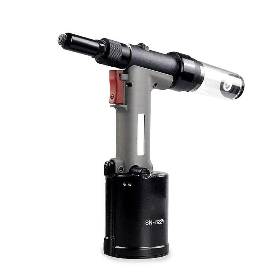 太字大量菊高強度 SN-822V自動空気圧リベットガン、空気圧リベットガン工業用グレードハンドツール 簡単カット