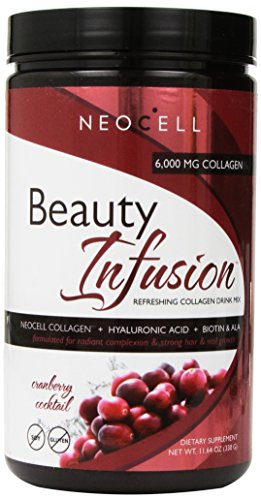 NeoCell Beauty Infusion, Cranberry Cocktail - 330 g