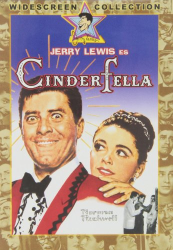 Cinderfella (J. Lewis) (Import Dvd) (2006) Jerry Lewis; Judith Anderson; Ed Wy...