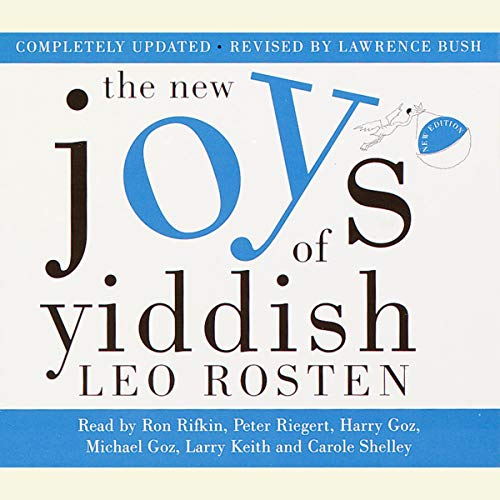 Couverture de The New Joys of Yiddish