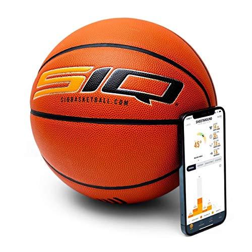 Automated Shot Tracking Basketball