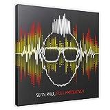 Sean Paul Albumcover – Vollfrequenz-Leinwand Poster
