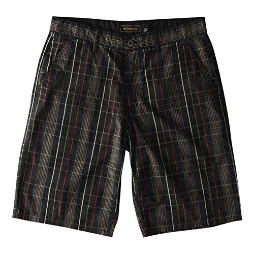 Emerica Kinder Fortress Shorts, Black, 12 Jahre