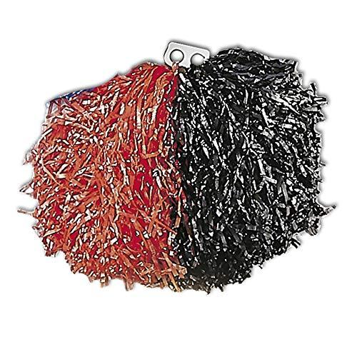 Widmann 1088 M Pompon de Pom Pom Girl Rouge/Noir