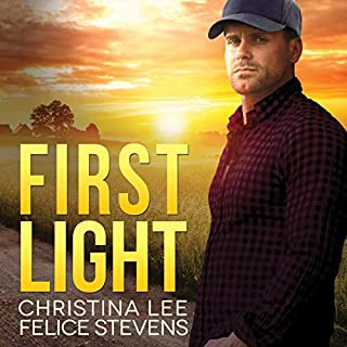 First Light     Heartsville, Book 2              Written by:                                                                                                                                 Felice Stevens,                                                                                        Christina Lee                               Narrated by:                                                                                                                                 Kale Williams,                                                                                        Michael Pauley                      Length: 7 hrs and 11 mins     1 rating     Overall 5.0