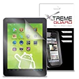 XtremeGuard Screen Protector for Zeki TBQG884B 8' Tablet (Ultra Clear)