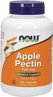 Now Supplements, Apple Pectin 700 Mg, 120 Capsules