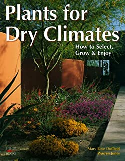 Plants For Dry Climates by Mary Rose Duffield (1998-09-21)