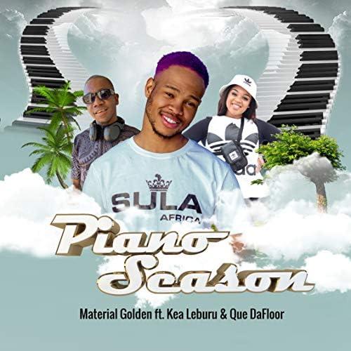 Material Golden feat. Kea Leburu & Que DaFloor