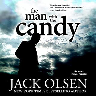 The Man with the Candy audiobook cover art