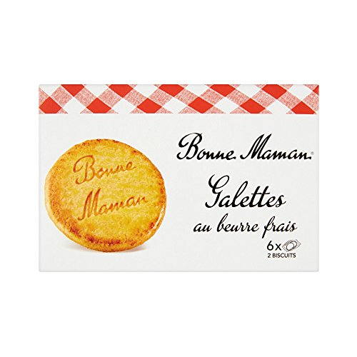 Bonne Maman French butter galettes 170 g