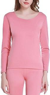 مجموعة الملابس الداخلية الحرارية للنساء والرجال عالية الجودة، فائقة النعومة مجموعة جونز الأساسية للتزلج في الشتاء الدافئ ا...