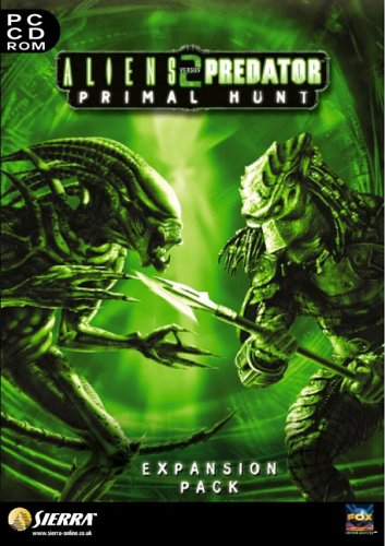 Aliens vs Predator 2 - Primal Hunt Add-On(engl.)