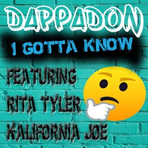 DAPPADON feat. RITA  TYLER & KALIFORNIA JOE