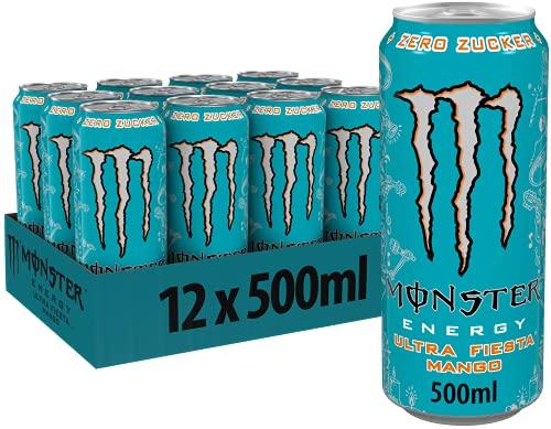 Monster Energy Ultra Fiesta, 6l