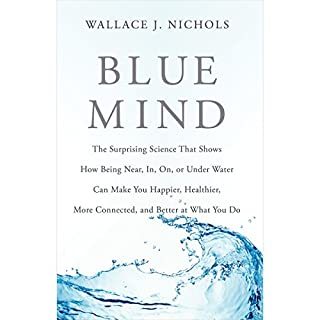 Blue Mind audiobook cover art