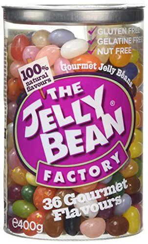 Jelly Bean Factory Retail Gifts Jelly Bean Can 400g
