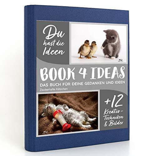 Livre de 4 Ideas Modern | Chatons magiques avec images