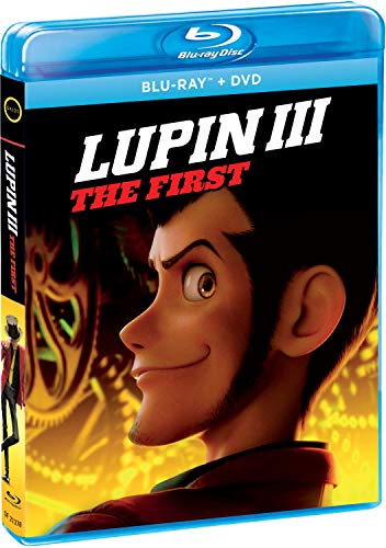 Lupin III: The First [Blu-ray]
