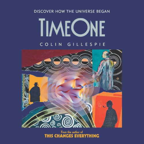 Time One audiobook cover art