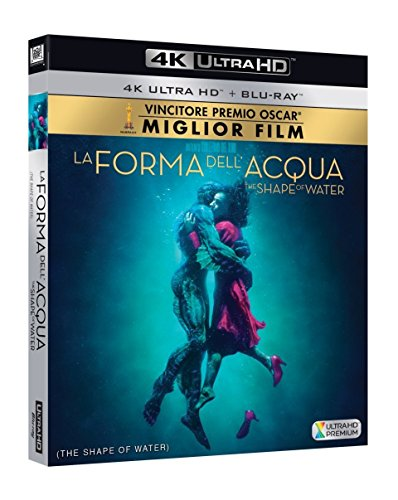 La Forma Dell'Acqua  (4K Ultra Hd+Blu-Ray) [Italia] [Blu-ray]