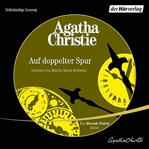 Auf doppelter Spur audiobook cover art