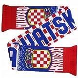 Croacia (Hrvatska) 2018Copa del Mundo Bufanda