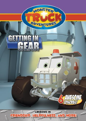 Monster Truck Adventures: Getting in Gear [UK Import]