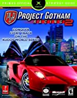 Project Gotham Racing 2 - Prima's Official Strategy Guide de Prima Development